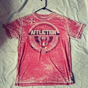 Affliction tshirt